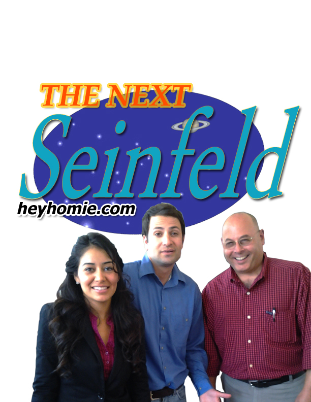 Next Seinfeld - Episode 001 - George Slips it In